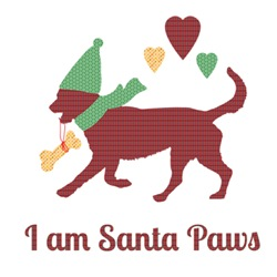 I am Santa Paws