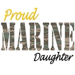 Proud Marine Daughter