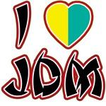 I Heart JDM (Wakaba) Design