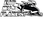 Eat My Flakes Design