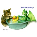 D is for Ducky