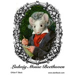 Ludwig Mouse Beethoven