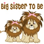 Big Sister to Be (Lion)