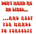 Hands To Yerself