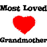 Most Loved Grandmother