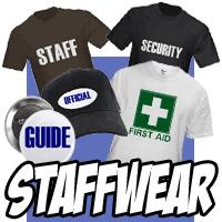 Staff wear