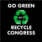 Recycle Congress 2012 Go Green