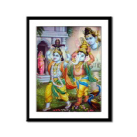 Hindu Art Framed Prints