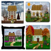 NEW! Country Village Series©