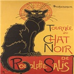 Le Chat Noir (The Black Cat)