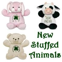 New! Stuffed Animals