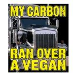 My Carbon Ran Over A Vegan v2