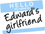 Twilight - Edward's Girlfriend (light blue)