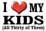 I Heart (Love) My Kids