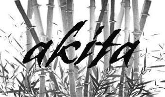 Akita Bamboo dark