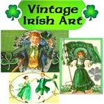 Vintage Irish Art