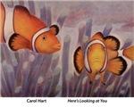 Heres Looking At You by Carol Hart