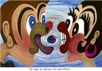 The Nags by Adrienne Ferrante-Ridolfi