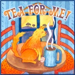 Tea for Me! (Cat)