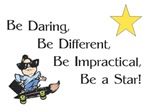 Be Daring ... Be A Star
