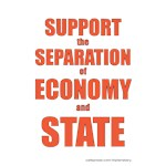 5/1: Separation of Economy & State