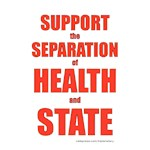 5/18: Separation of Health & State