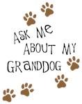 Granddog Dod Grandmom Dog Granddad