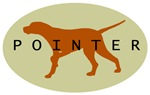 Pointer Dogs T-shirts & Gifts