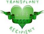 Transplant Recipient 2007