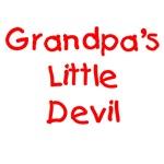 Grandpa's Little Devil Gifts