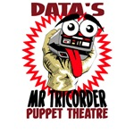 Data's Mr. Tricorder Puppet Theater