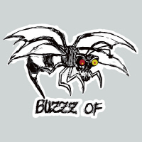 Buzz off t-shirt