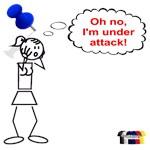 Under Attack (female)