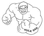 Hulk Dad