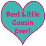 Best Little Cousin Ever! Hearts