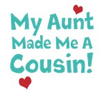 My Aunt Made Me A Cousin