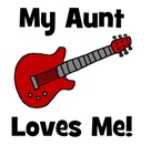 My Aunt Loves Me! w/guitar