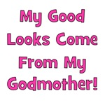 Good Looks from Godmother - Pink