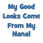 Good Looks From Nana - Blue