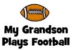 My Grandson Plays Football