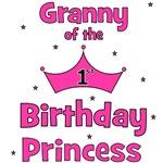 Granny of the 1st Birthday Princess!