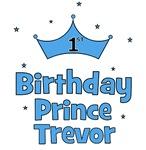 1st Birthday Prince TREVOR!