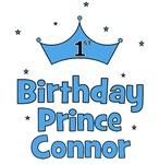 1st Birthday Prince CONNOR!