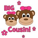 I'm The Big Cousin! Monkey