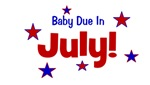 Baby Due in July