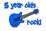 5 year olds Rock!