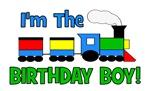 I'm The Birthday Boy! TRAIN