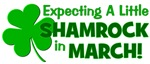 Expecting Little Shamrock in March