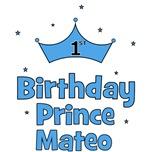 1st Birthday Prince MATEO!