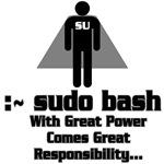 SUDO BASH